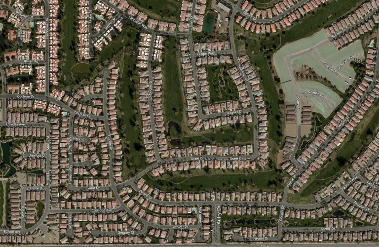 indian palms mapview